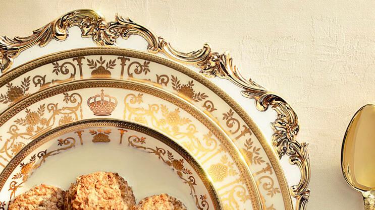 — The Queen's Breakfast